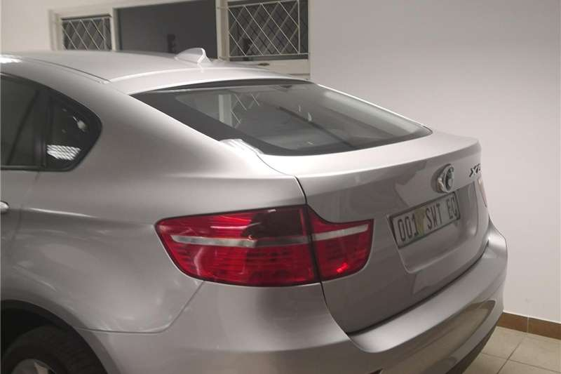 BMW X6 xDrive40d 2010