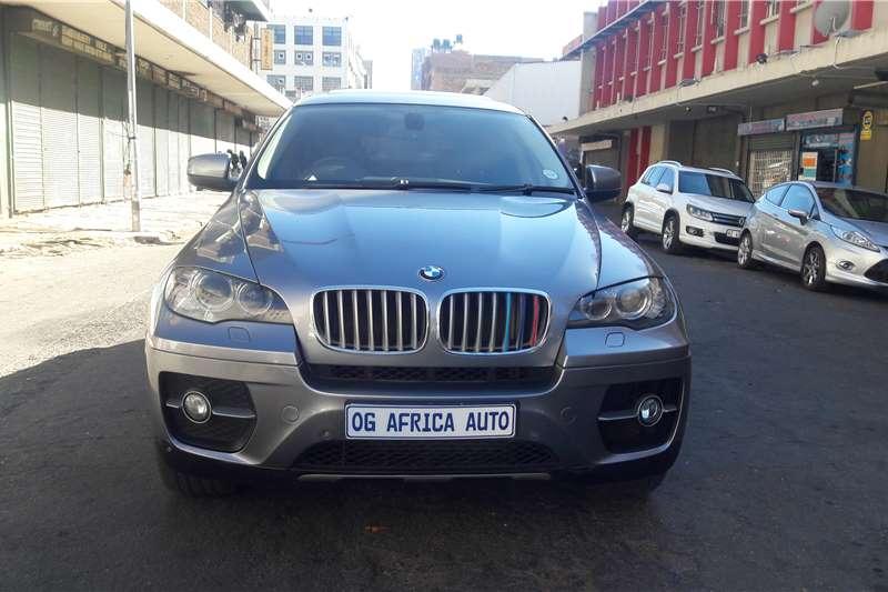 BMW X6 xDrive40d 2012