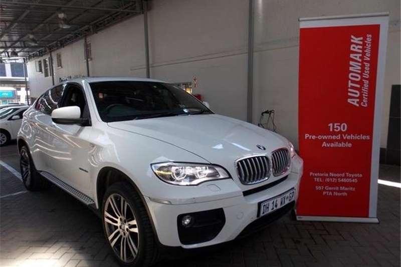 BMW X6 xDrive40d 2014