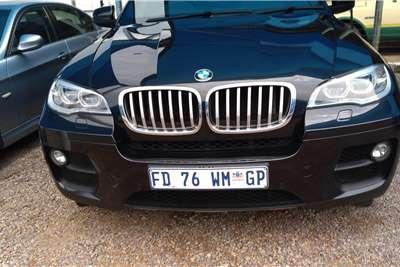 BMW X6 xDrive40d M Sport 2013