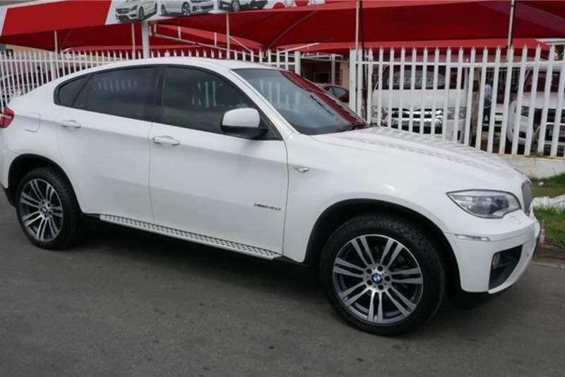 BMW X6 xDRIVE40d M SPORT (F16) 2012