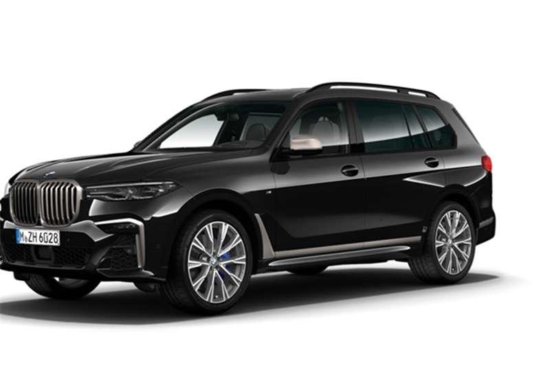2019 BMW X7 M50d (G07)