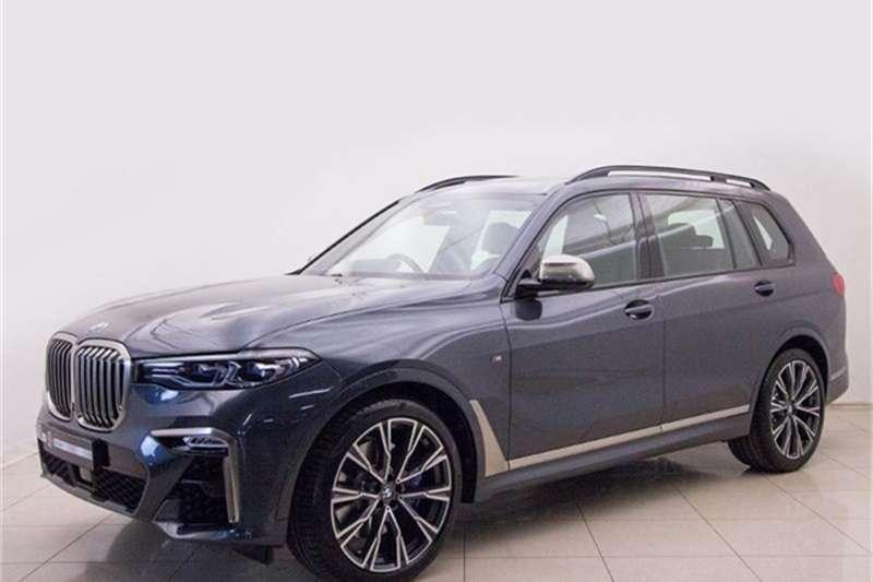 BMW X7 M50d (G07) 2019
