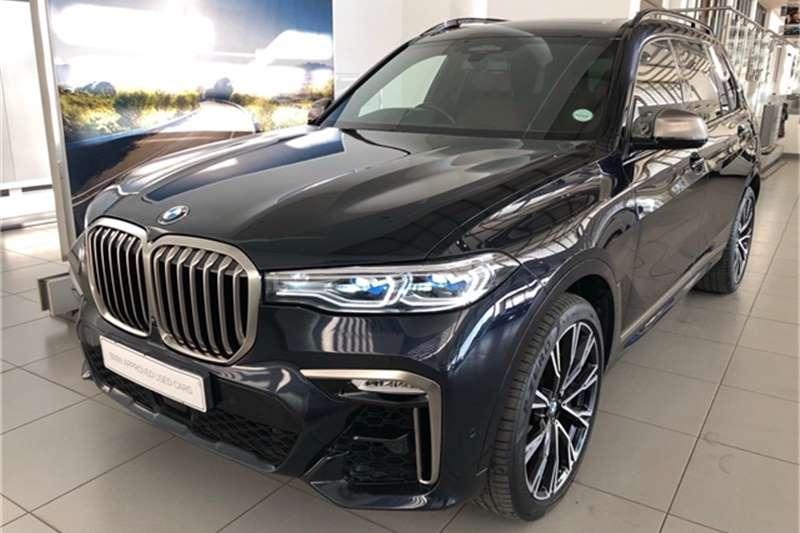 Used 2019 BMW X7 M50d (G07)
