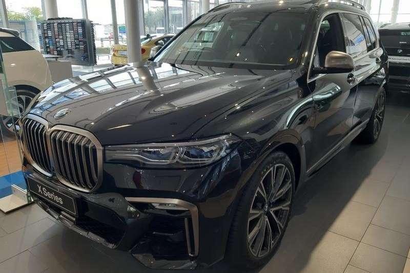 BMW X7 M50d (G07) 2020
