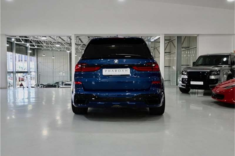 Used 2020 BMW X7 M50d (G07)