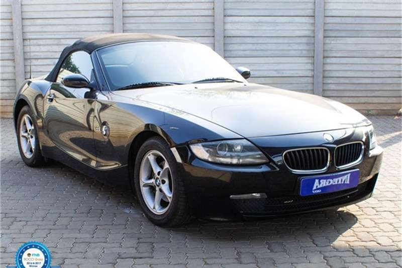 BMW Z4 2.0i EXCLUSIVE ROADSTER (E85) 2008