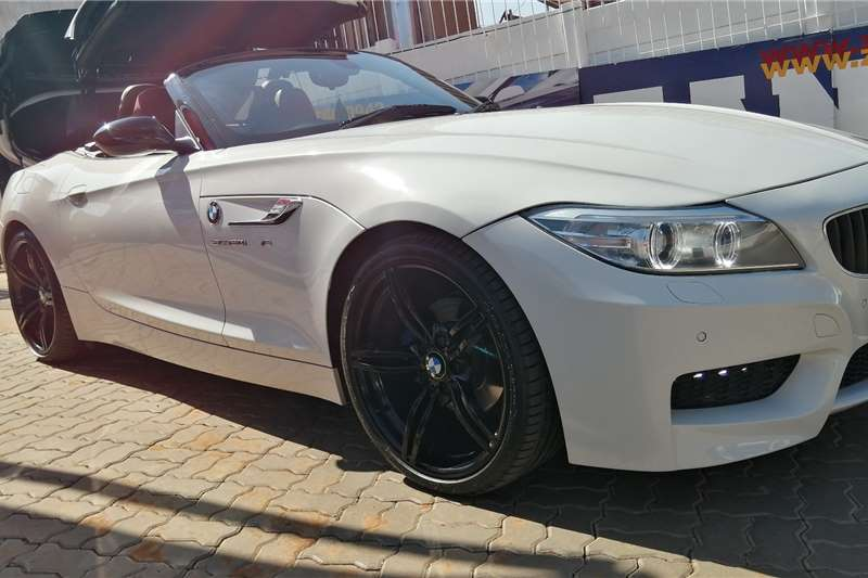 BMW Z4 2.0i roadster Exclusive 2014