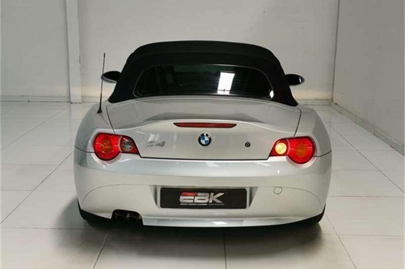 Used 2005 BMW Z4