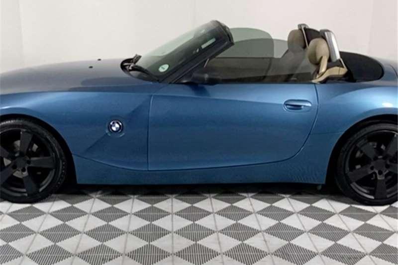 2003 BMW Z4 Z4 2.5i steptronic
