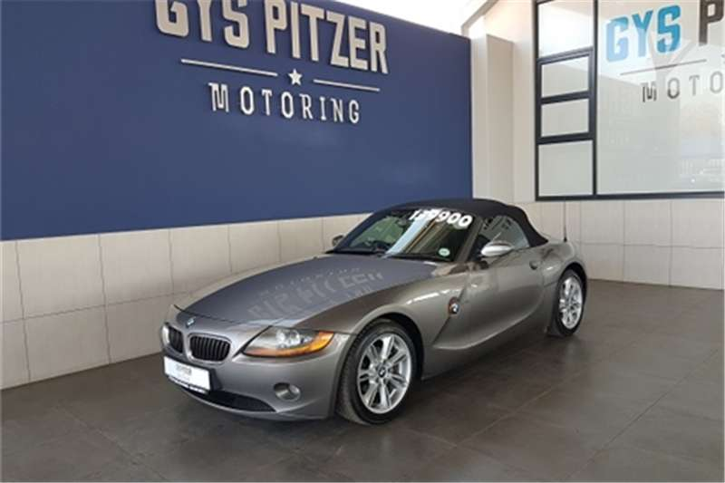 BMW Z4 2.5i steptronic 2006