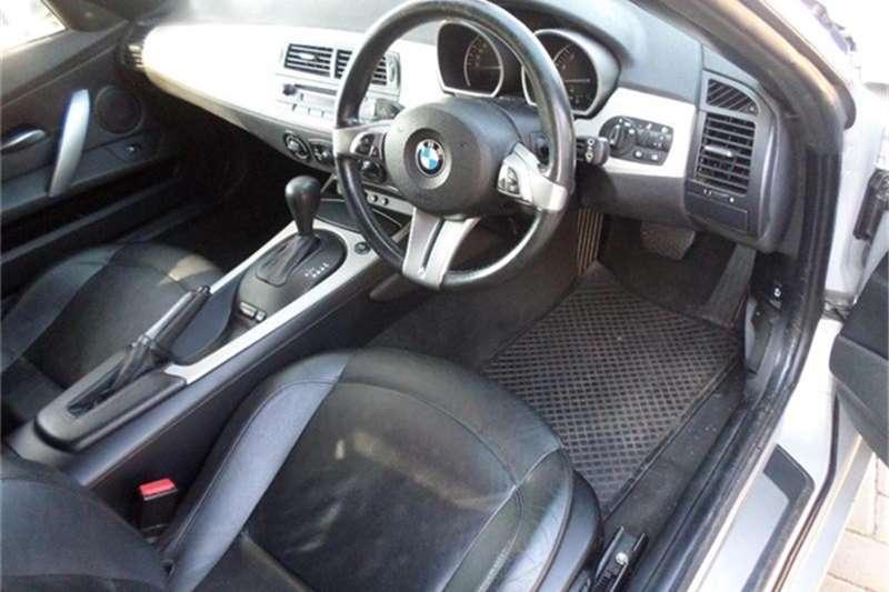BMW Z4 2.5si roadster steptronic 2006