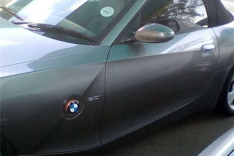 BMW Z4 3.0si roadster 2003