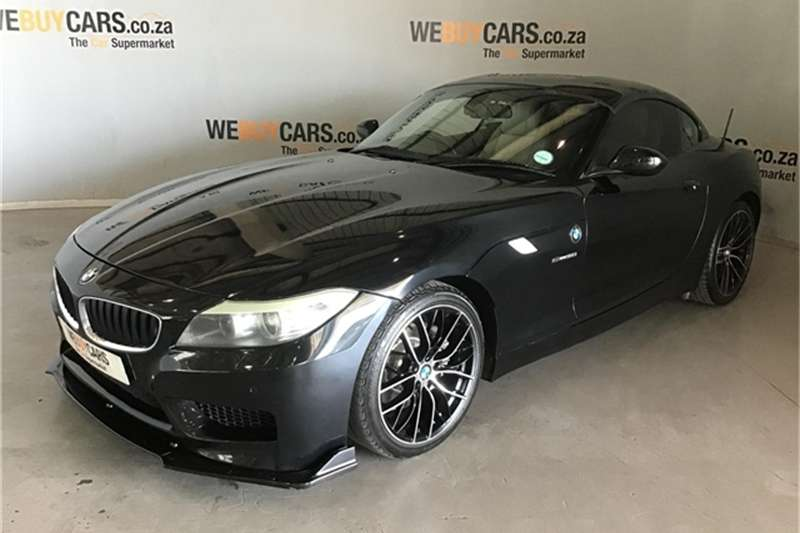 2009 BMW Z4 sDrive30i sports automatic