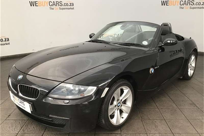 2007 BMW Z4 2.5si roadster steptronic