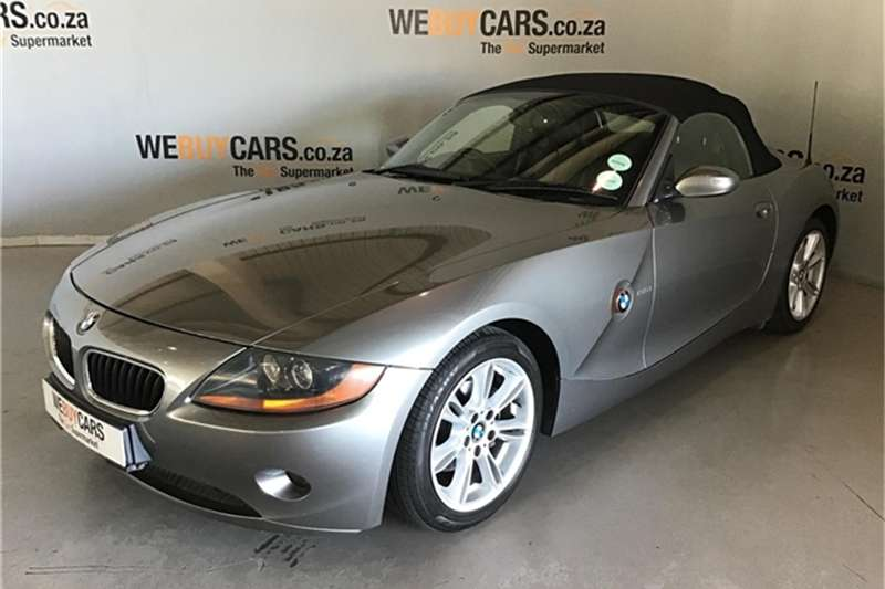 2004 BMW Z4 2.5i steptronic