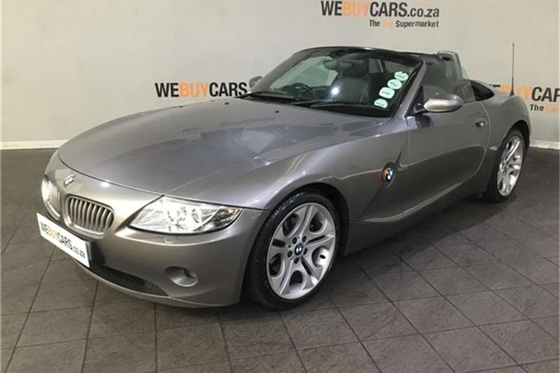 2003 BMW Z4 3.0i steptronic