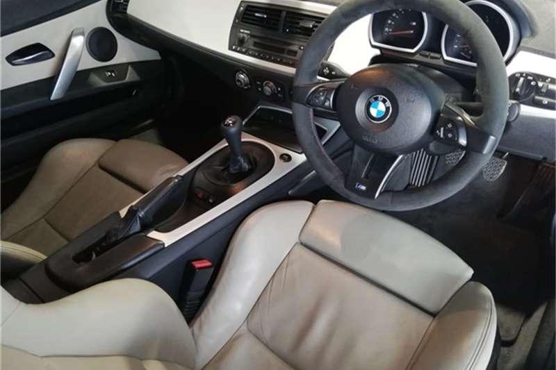 Used 2007 BMW Z4 M Coupé