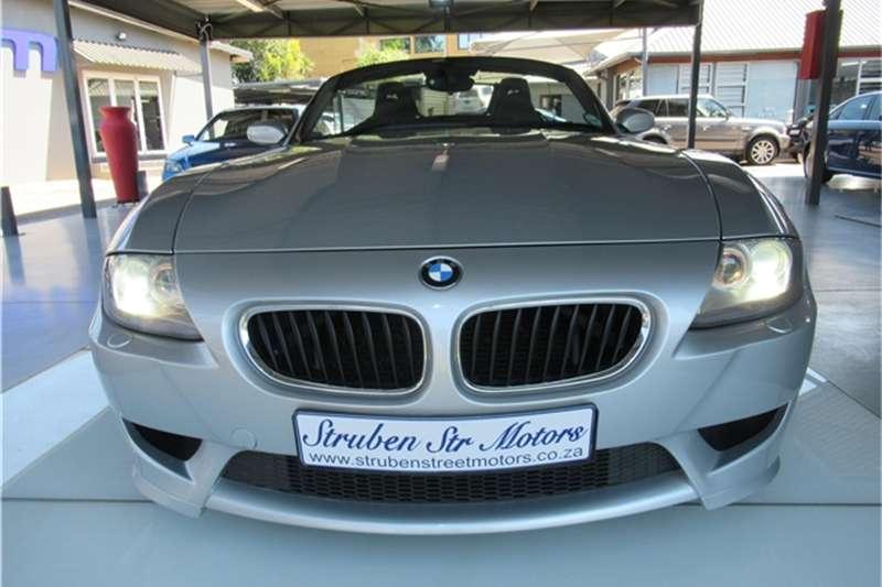 BMW Z4 M roadster 2008