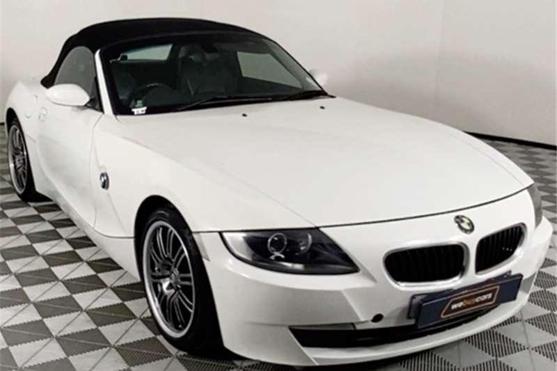 Used 2008 BMW Z4 M roadster