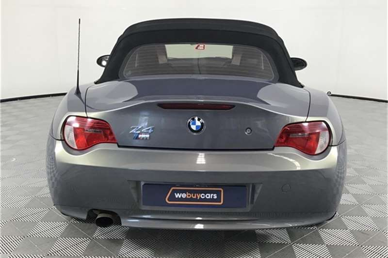 BMW Z4 M roadster Exclusive 2007