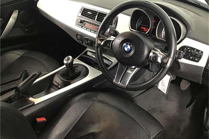 2007 BMW Z4 Z4 M roadster Exclusive