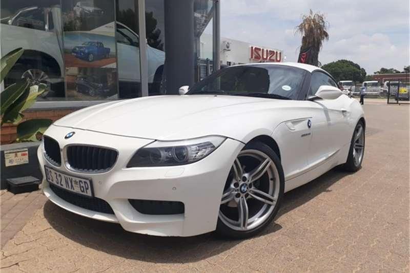 BMW Z4 sDrive20i auto 2012
