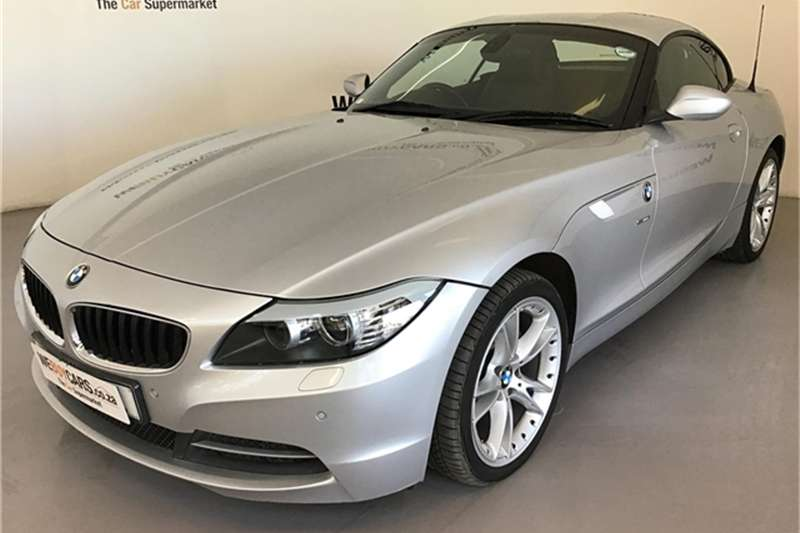 BMW Z4 sDrive30i sports automatic 2011