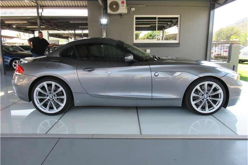BMW Z4 sDrive35i 2011