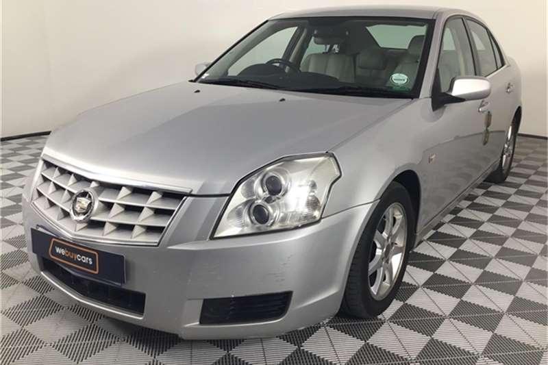 Cadillac BLS 2.0T 2008