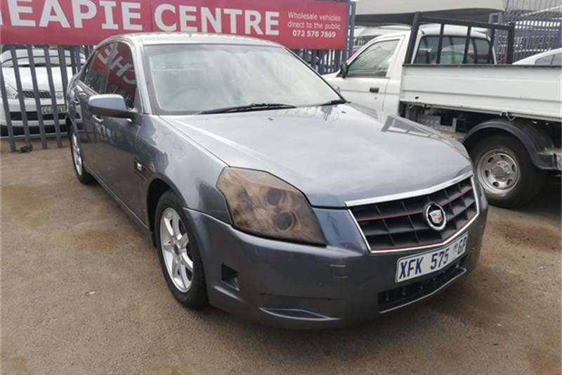 Cadillac BLS 2.0T automatic 2007