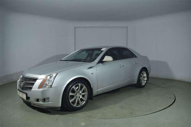 Cadillac CTS 3.6 V6 A/T 2009