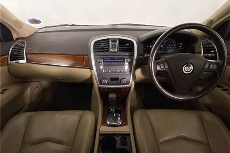 2007 Cadillac SRX SRX 3.6
