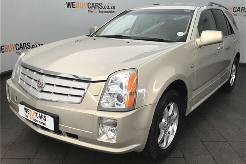 Cadillac SRX 3.6 2008