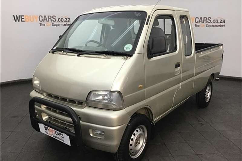 Chana Star 1.3 club cab 2010
