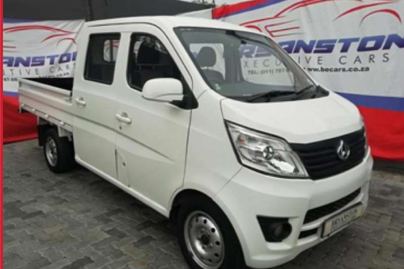 Changan Star Star II 1.3 King cab 2018