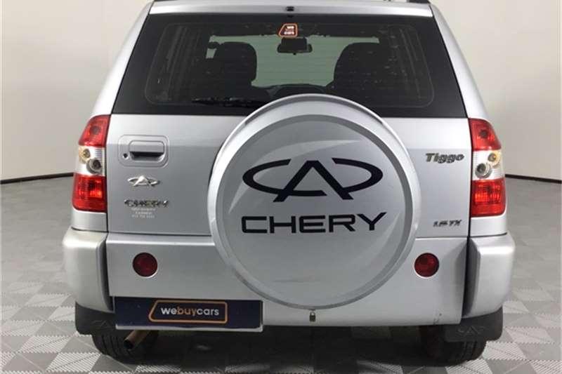Used 2013 Chery Tiggo 1.6 TX