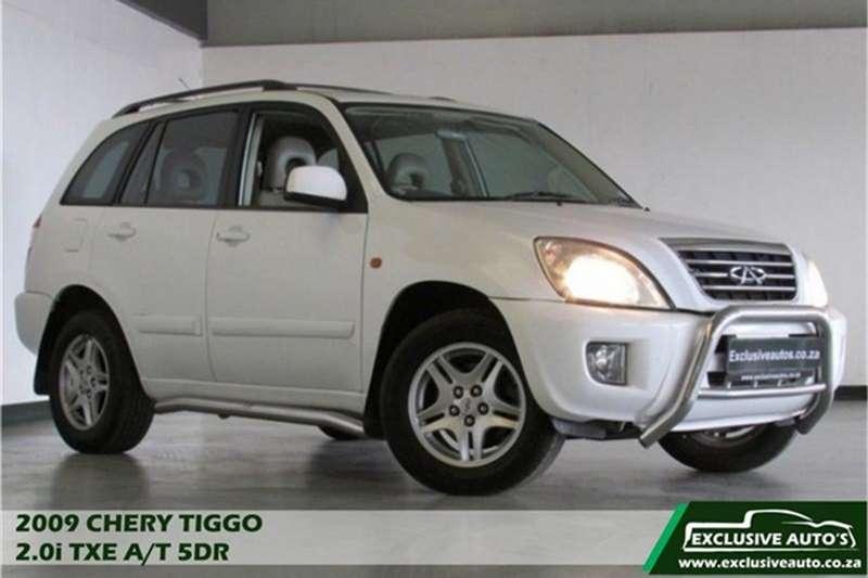 Chery Tiggo 2.0 TXE auto 2009