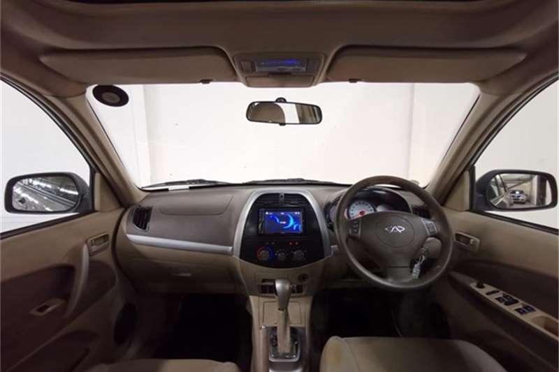 2009 Chery Tiggo Tiggo 2.0 TXE auto