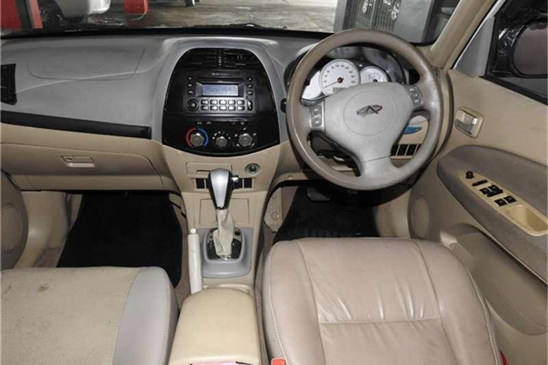 2010 Chery Tiggo 2.0 TXE auto