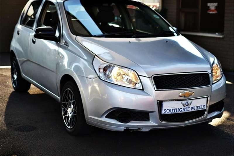 Chevrolet Aveo 1.5 5Dr 2011