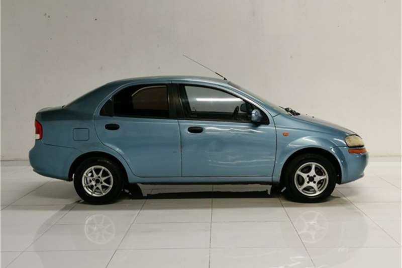 Used 2004 Chevrolet Aveo 1.5 LS