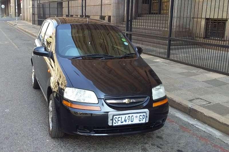Used 2005 Chevrolet Aveo 1.5 LS