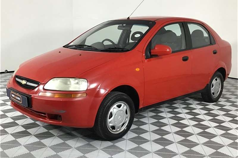 Chevrolet Aveo 1.5 LS 2005