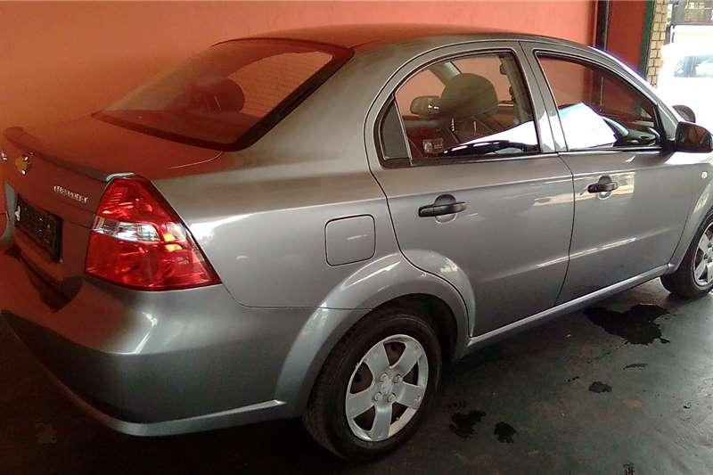 Chevrolet Aveo 1.5 LS 2009