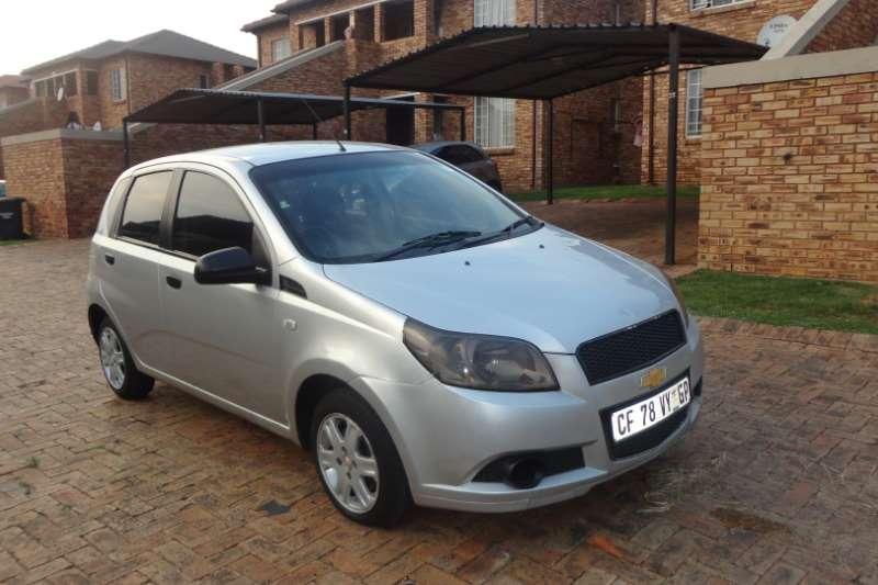 Chevrolet Aveo 1.5 LS 2010
