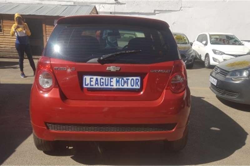 Used 2010 Chevrolet Aveo 1.5 LS