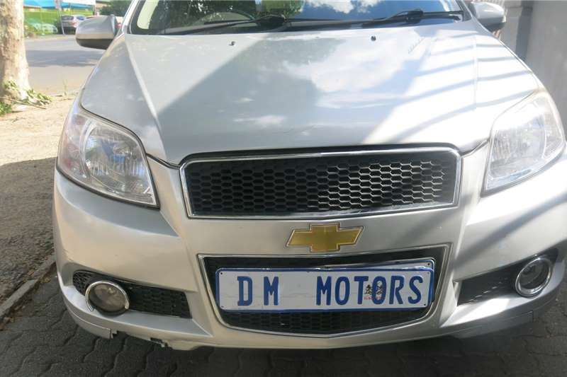 Chevrolet Aveo 1.5 LS 2012