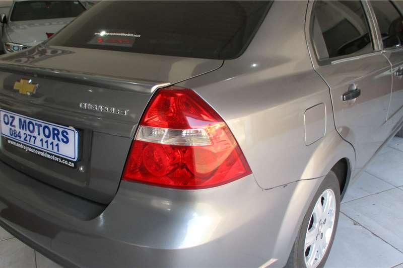 Chevrolet Aveo 1.5 LS 2013
