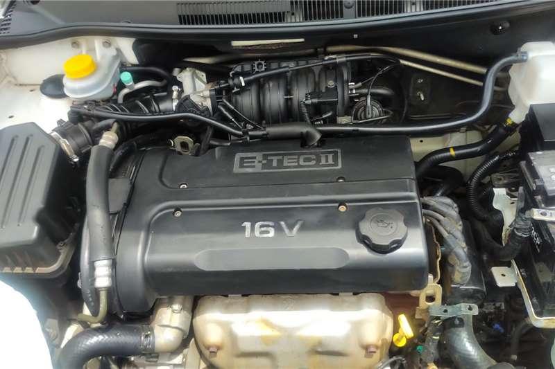 Chevrolet Aveo 1.5 LS 2015